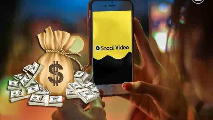 Cara Mendapatkan Uand Di Snack Video