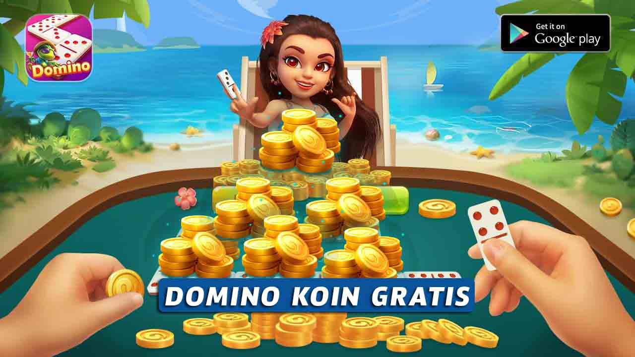 Domino Koin Gratis Alibaba