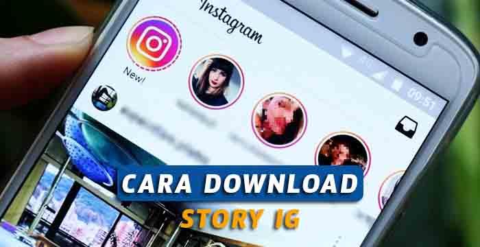 Download Story IG