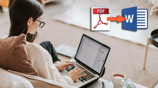Cara Konversi PDF ke Word