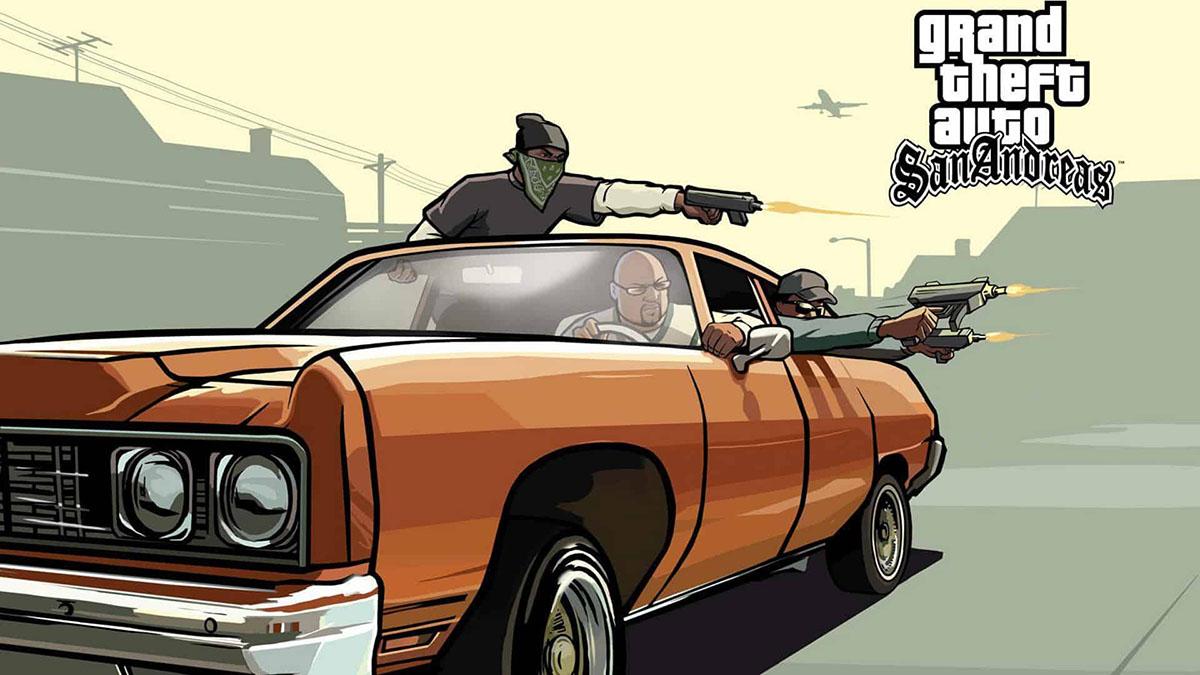 GTA San Andreas Lite Mod
