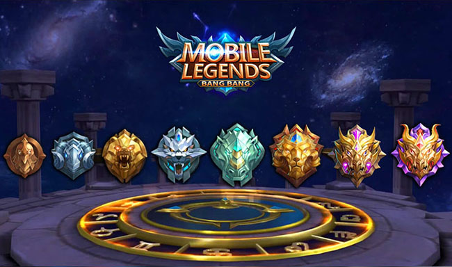 Rank Mobile Legend